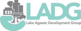 Lake Agassiz Development Group Retina Logo